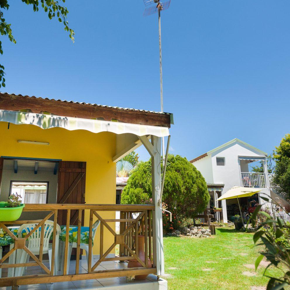 location gites guadeloupe villa siriz
